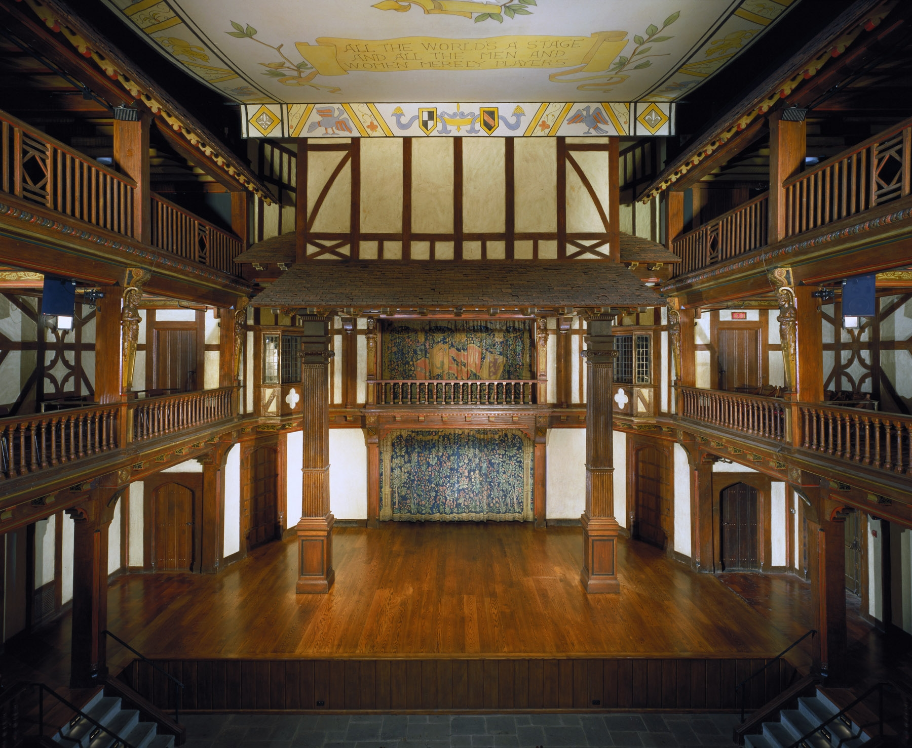 first folio folger shakespeare library image