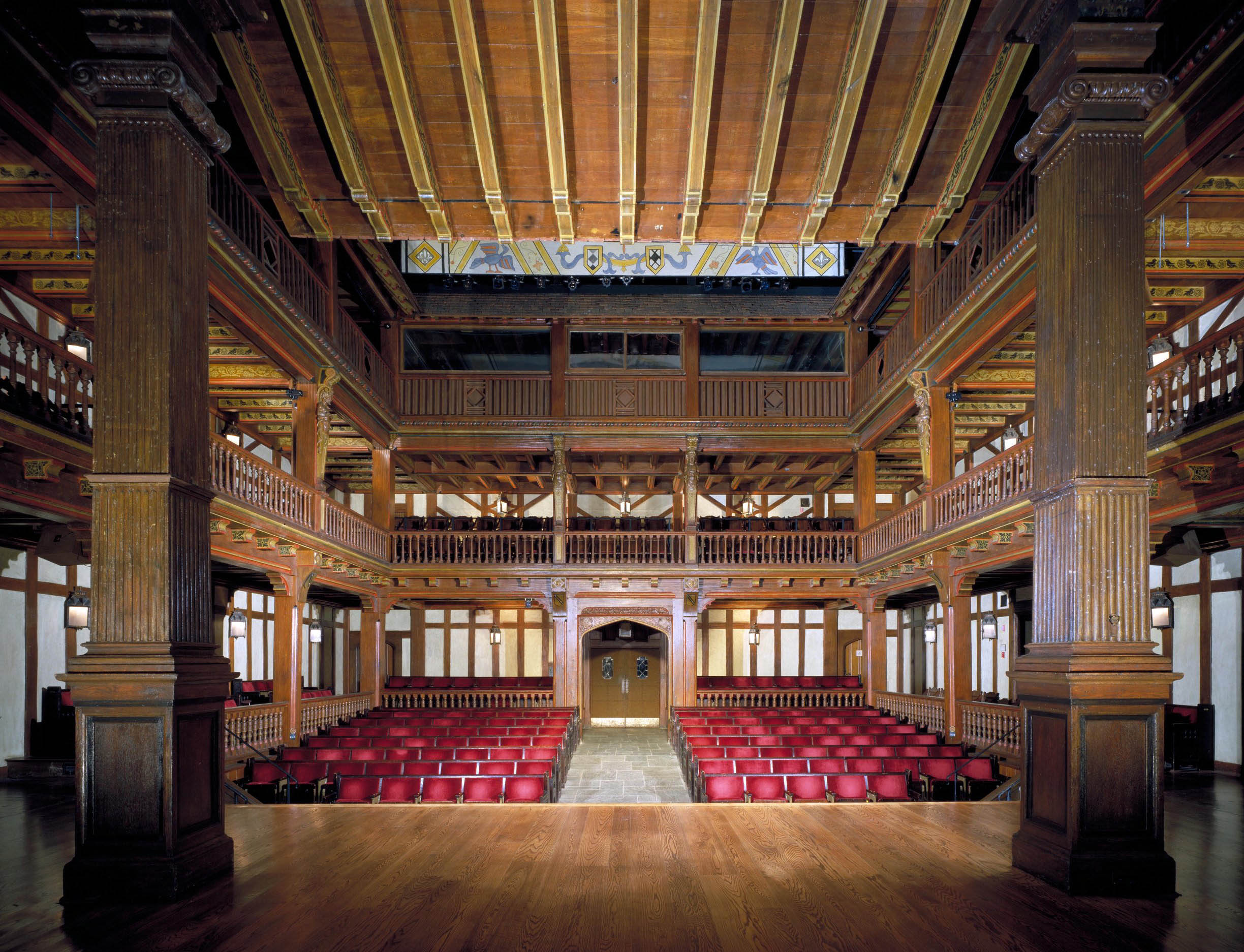 a look at richard schechners ideas of the new theater The publication of performance studies:an introduction was a life is theatre richard schechner,with his sensibility and intelligence, leads us to explore the limits between life and theatre richard schechner new york.