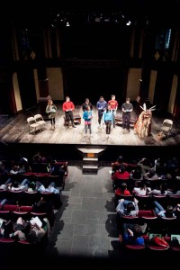 2013 Secondary School Festival. Folger Shakespeare Library.