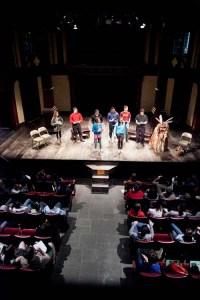 2013 Secondary School Festival. Folger Shakespeare Library.