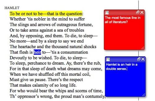 Hamlet Screenshot 2