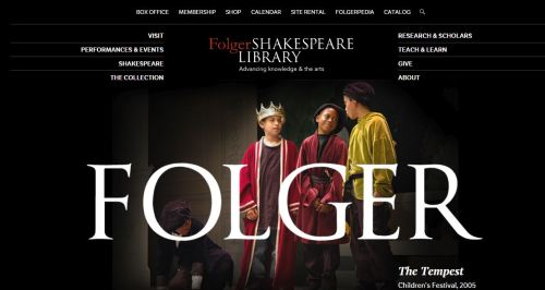 Folger.edu