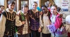 2015 Emily Jordan Folger Children's Shakespeare Festival
